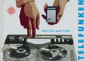 Telefunken Tonband